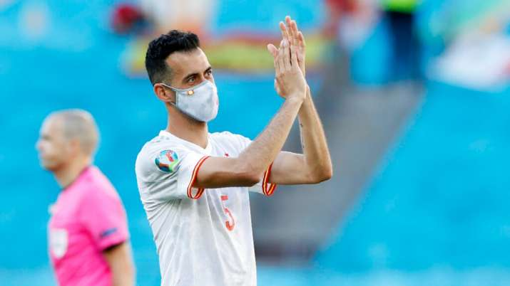 Euro 2020: Sergio Busquets proves key as Spain get back on track