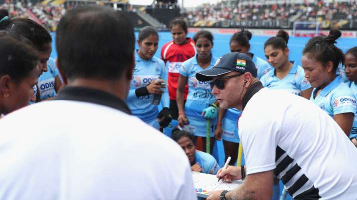 Marijne expects Indian women's hockey team to reach quarterfinals at Tokyo Olympics