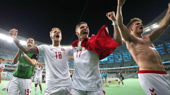 Euro 2020: Denmark taking Eriksen inspiration to Wembley