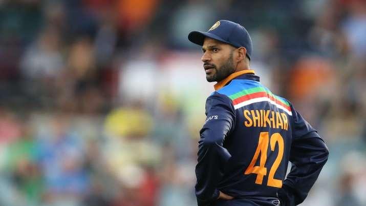 SL vs IND 1st ODI   Shikhar Dhawan becomes oldest Indian on ODI captaincy debut