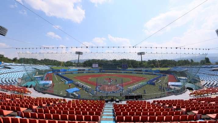 Tokyo Olympics | Bear sighting at Olympic baseball stadium