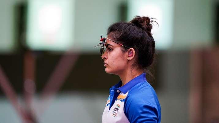 Shooting: Manu Bhaker, Yashaswini Deswal fail to qualify for Tokyo Olympics 10m Air Pistol final