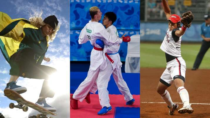 Tokyo Olympics   What are the new sports coming to the Games this year?