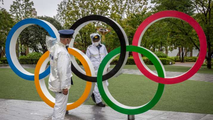 16 new Olympics-related COVID-19 cases, but no athlete and none from Games Village