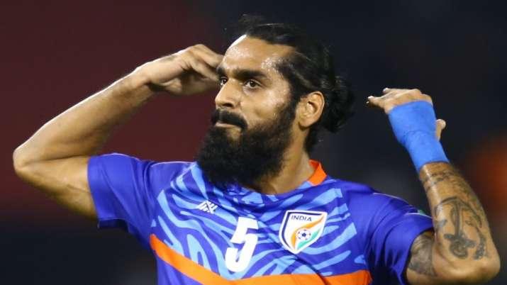 Sandesh Jhingan named AIFF men's footballer of the year for 2020/21 season