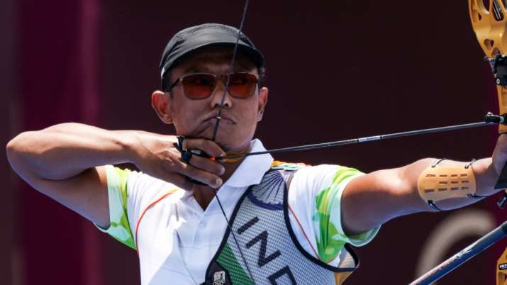 Archery: Tarundeep Rai exits from Tokyo Olympics, loses to Shanny in shoot-off in second round