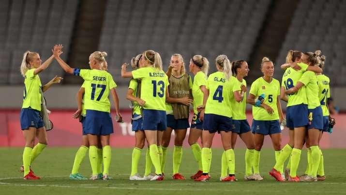 Tokyo Olympics | Sweden stun US 3-0 in women's football