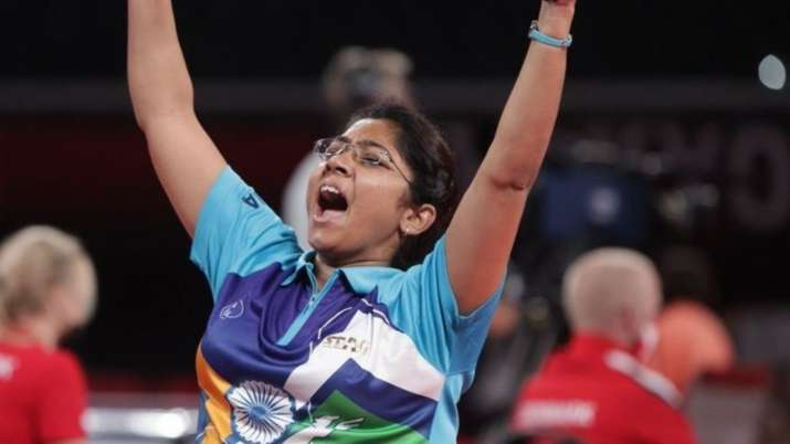 Sports fraternity hails Bhavinaben Patel on claiming India's first Paralympic medal in Table Tennis