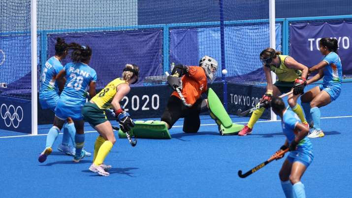 Watch: Gurjit Kaur's goal against Australia which sent India to first-ever Olympic semifinal