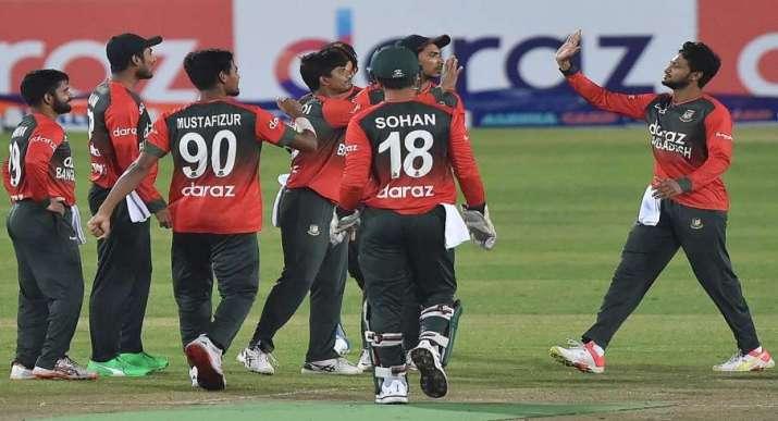 Bangladesh were motivated to beat Australia as we don't play much, says Shakib Al Hasan