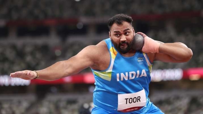 Shot putter Tajinder Pal Singh Toor says he competed in Olympics with injured wrist