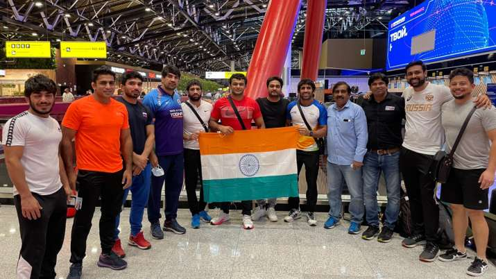 India wrestling squad in Tokyo to take help from tennis team's physio