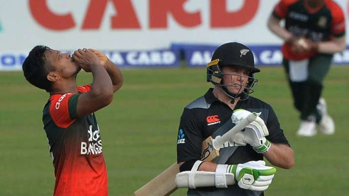 Bangladesh bundle out New Zealand for their joint-lowest total
