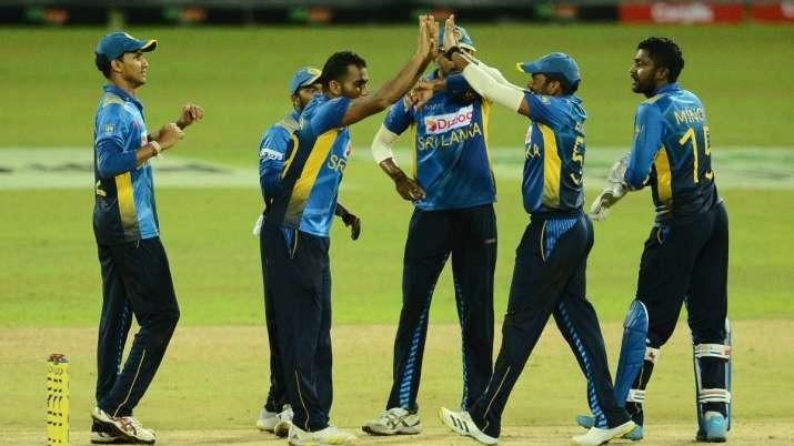 श्रीलंका क्रिकेट टीम.