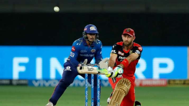 IPL 2021: RCB's Glenn Maxwell brings the 'Big Show' with switch-hit masterclass