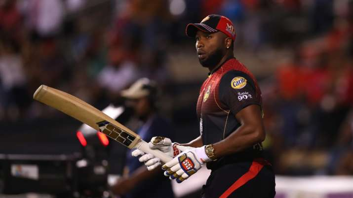Kieron Pollard becomes second player to join 11,000-run club in T20s