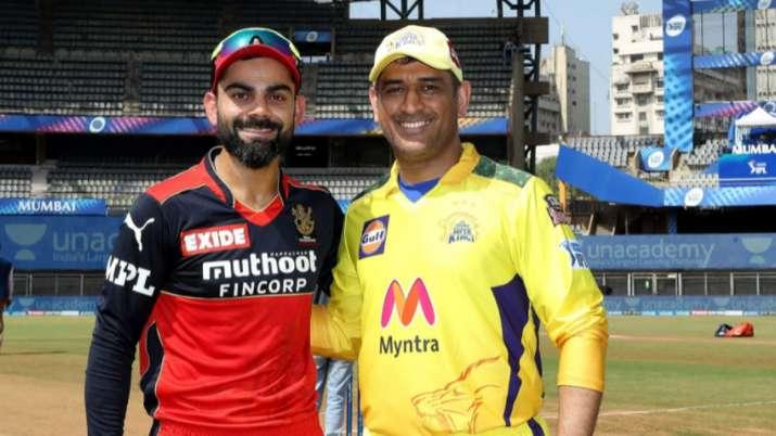 IPL 2021: RCB vs CSK - Virat Kohli's Bangalore seek return to winning ways against resilient Dhoni-l