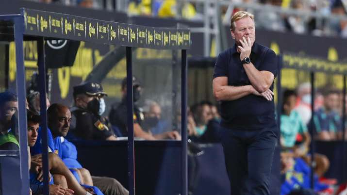 La Liga: Struggling Barcelona held to draw by Cadiz