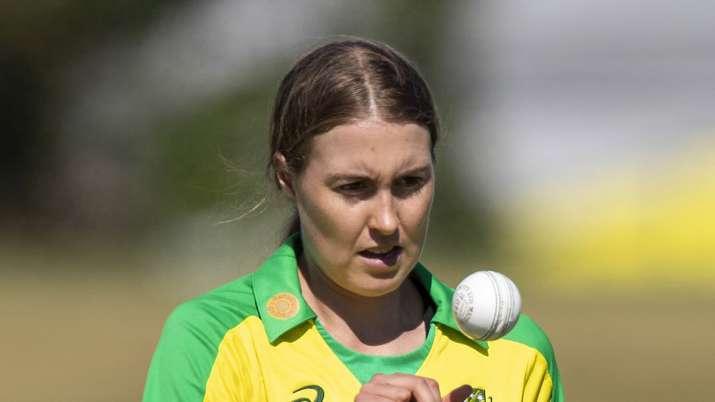 Australia fast bowler Tayla Vlaeminck ruled out of India ODIs, Test