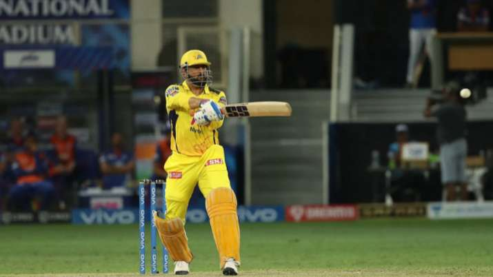 Finisher MS Dhoni returns in style as CSK beat DC to reach 9th IPL final